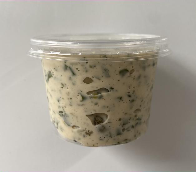 135. Sauce tartare maison 100gr