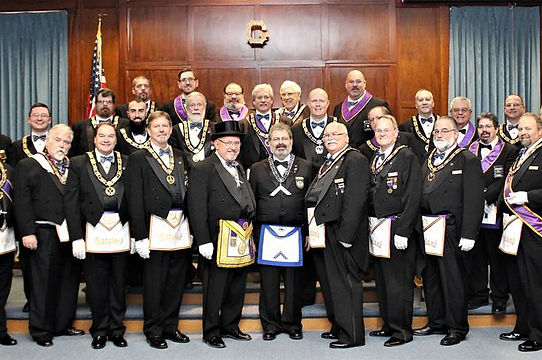 Gran Lodge Viists Wicomico Lodge 91