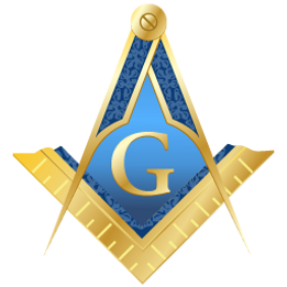 Masonic Square and Compass