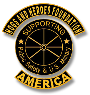 Hogs and Heroes Foundation Logo