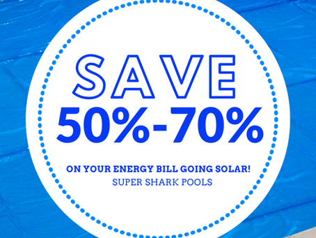Why & How Going Solar With A Solar Pool Cover Will Save You Money On Your Florida Electric Bill?
