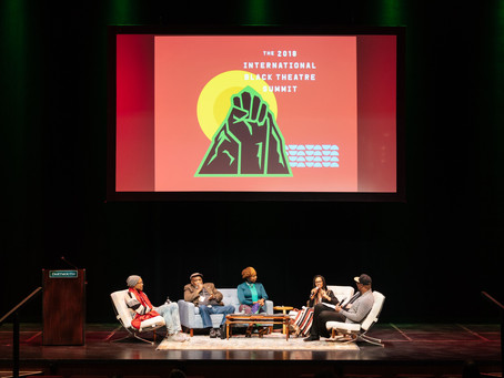 CRAFT's Founder, Dr. Monica White Ndounou reflects on the 2018 International Black Theatre Summit