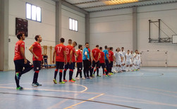 La cronaca di Futsal 4 Mori - Med 3 a 2