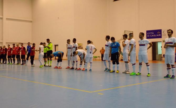 La cronaca di Med - Futsal Villanova 8 a 1