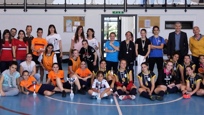 GIRLS Futsal School Day🚺⚽