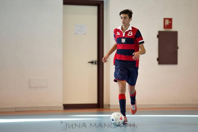 Marco Pireddu in gol per la prima volta in C1
