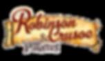 Robinson Crusoe Pantomime Logo