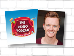 Tom Whalley on 'The Panto Podcast'