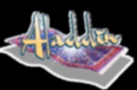 Aladdin Pantomime Logo