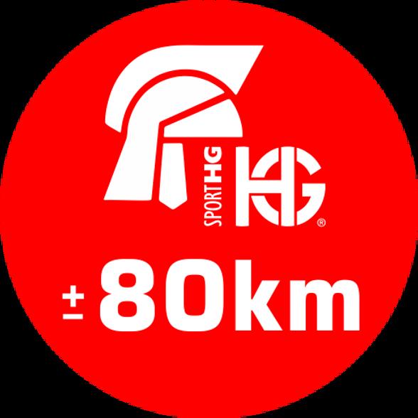 80 km ULTRA TRAIL COSTA DAURADA