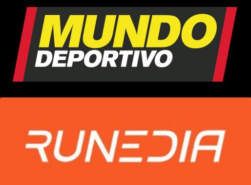 Mundo Deportivo | Runedia, premia la UTTGNsportHG 2019 com la segona millor Ultra Trail d'Espanya