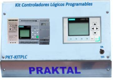Kit Controladores Lógicos Programables