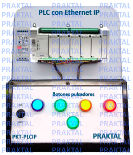 PLC Con Ethernet IP