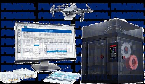 Laboratorio de Control de Vuelo y Diseño de Drones