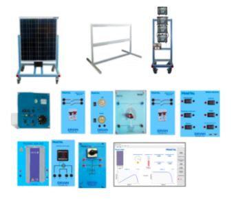 Sistema Smart Grid Generación Fotovoltaica