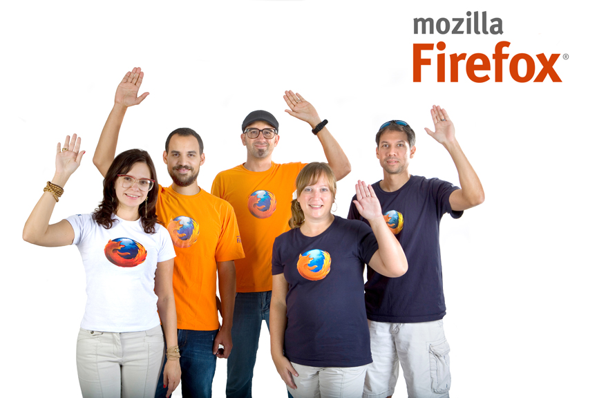 Staff Mozilla Fire Fox Miami