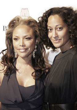 Lynn Whitfield and Tracee Ellis Ross