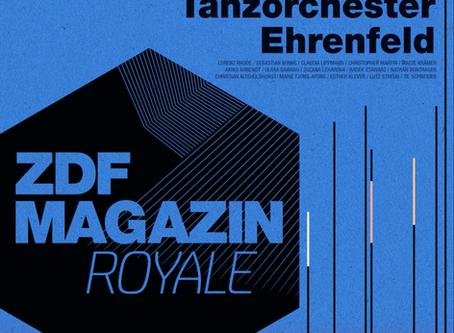 /GUITARIST: ZDF Magazin Royale Theme (ZDF Late Night mit Jan Böhmermann)
