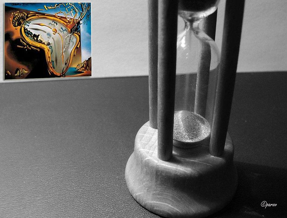 Dali - fließende Zeit
