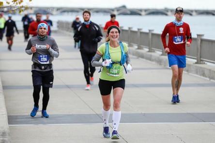 First Time Marathon