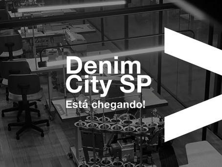Denim City SP está chegando!