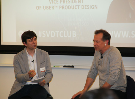 An Interview with Michael Gough, VP of Product Design at Uber.