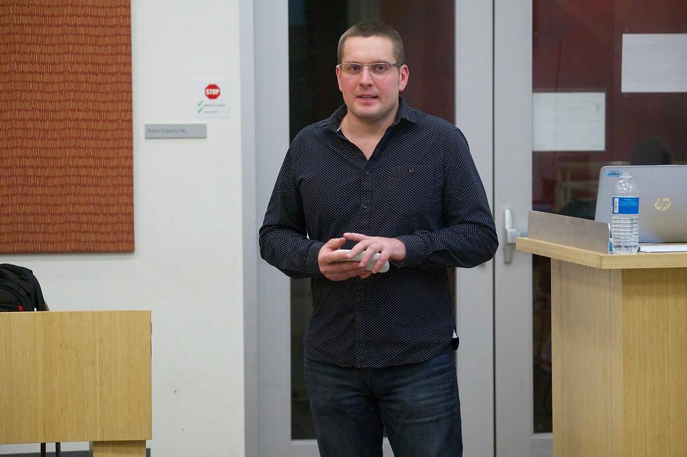 Andrew Kuzmin, CEO of LingoCard