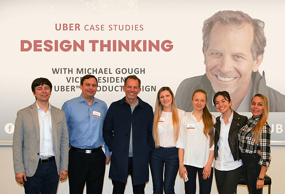 Uber Case Studies DesignThinking