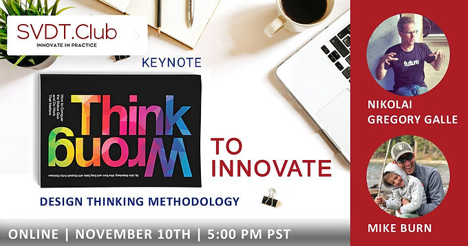 ThinkWrong to Innovate