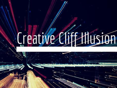 The Creative Cliff Illusion