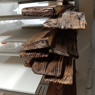 Bookcase wood