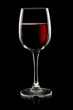 glass-red-wine-black-background_184700-4