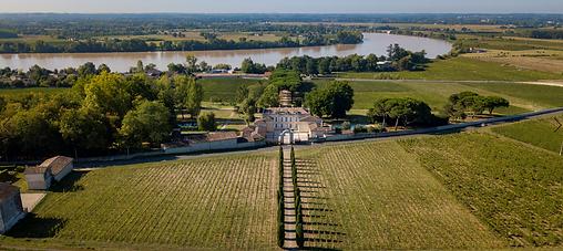 Fronsac by the Dordogne, Saint-Émilion, Bordeaux, France, wine, wines, Chateau, Chateaux