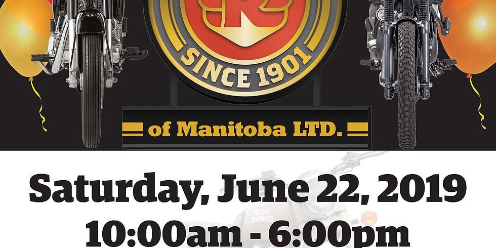 Sid Brar's Royal Enfield of Manitoba - Grand Opening!