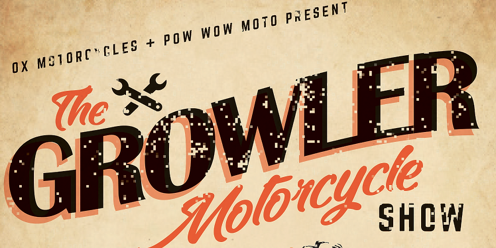 The Growler Motorcycle Show