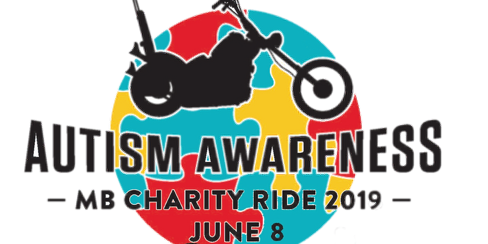 Autism Awareness Ride - MB Charity Ride