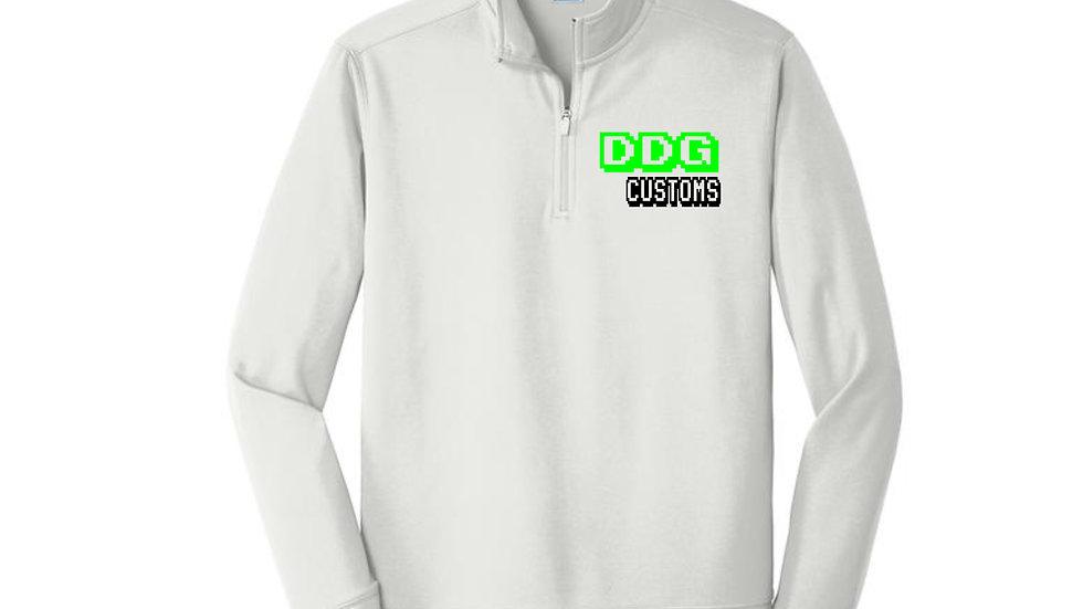 DDG Gamer Quarter Zip