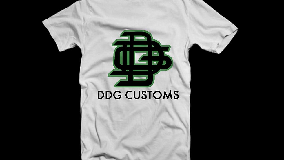 White DDG T-Shirt