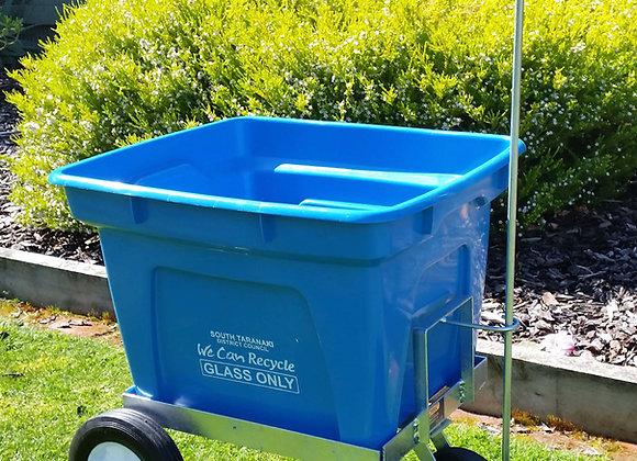 Recycling Bin Trolley