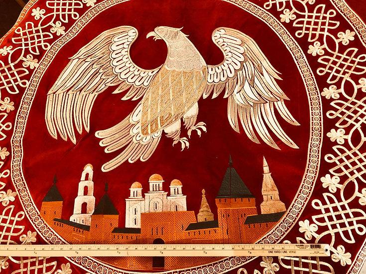 Orthodox Bishop orlets (carpet) 48  inches