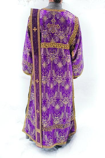 Deacon vestments set