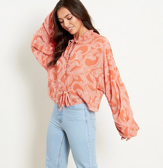 So fly blouse