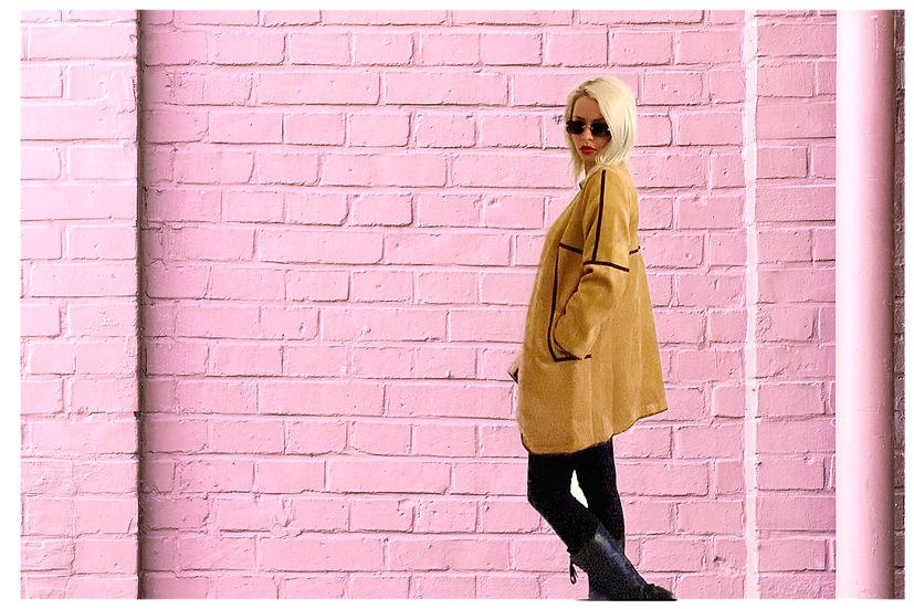 Our Camille coat
