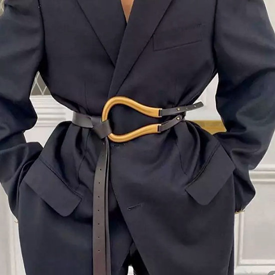 Get knotted belt