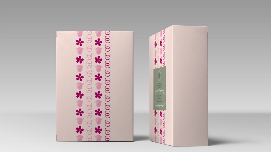 Olive and Cocoa Packaging