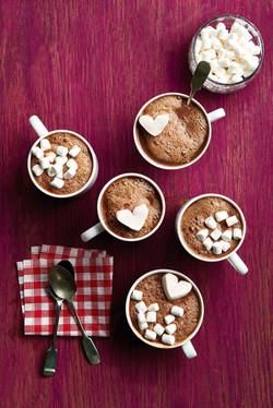 Delicious hot cocoa for Homemaker