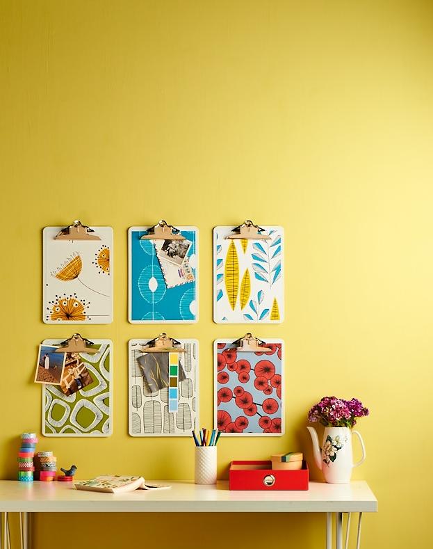 Clipboards for Homemaker