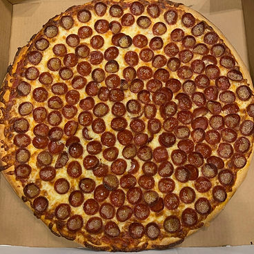 All the Pepperoni