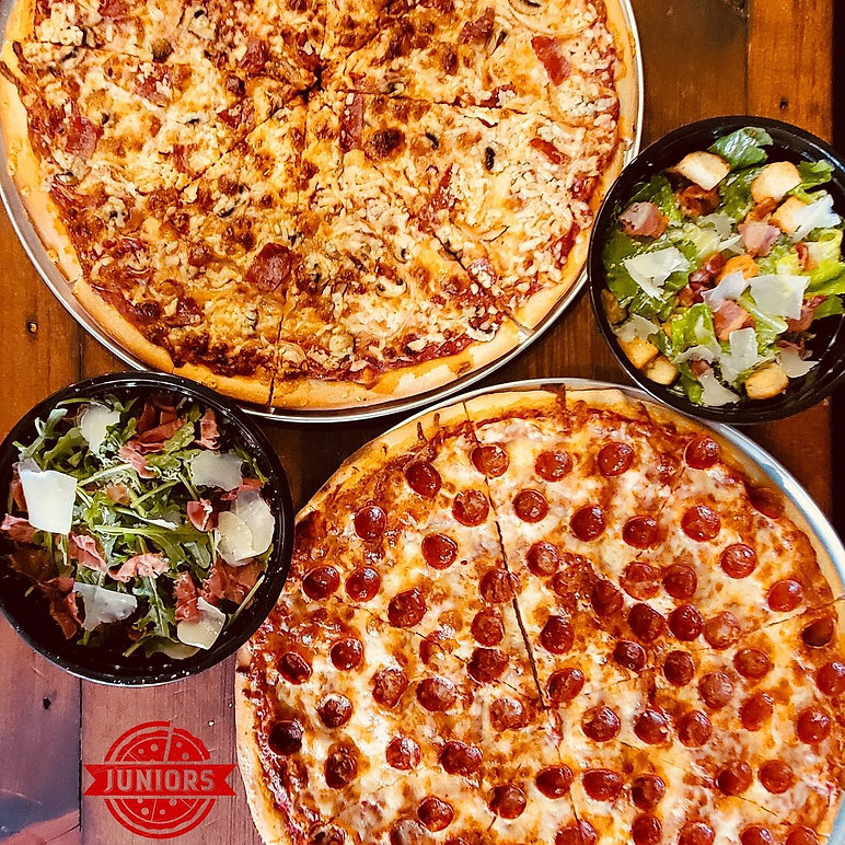 Pizza Salad Image