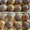 Thumbnail: Rosemary Brioche Burger Buns (Individual or 4-pack)